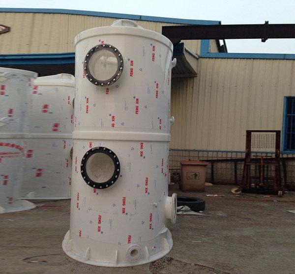 洗涤塔,吸收塔