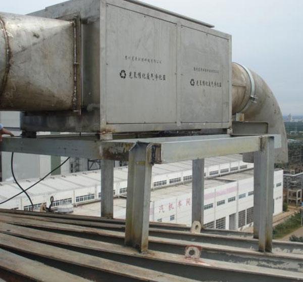 光氧催化净化塔