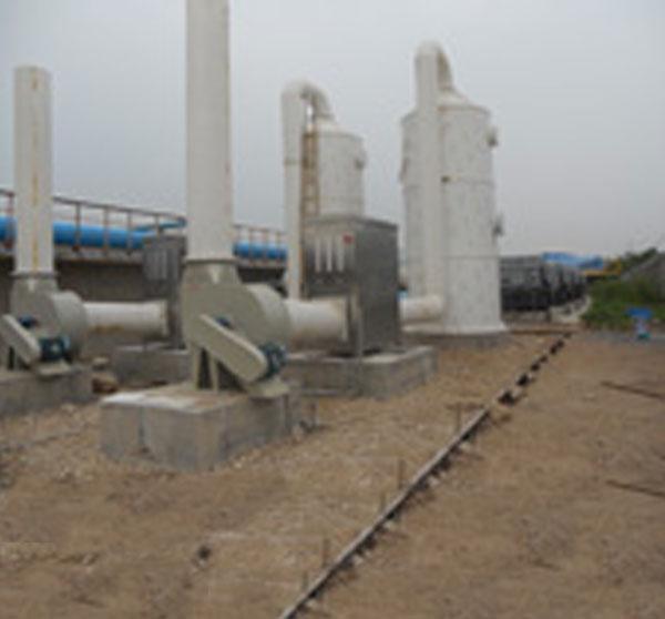 二氧化硫吸收塔