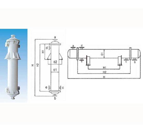 常熟聚丙烯换热器