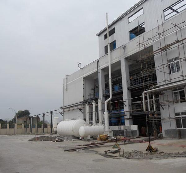 氯化氢气吸收塔