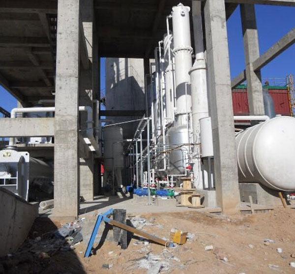 上海氨气吸收塔